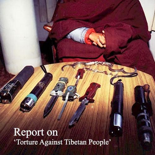 Report on 'Torture Against Tibetan People'