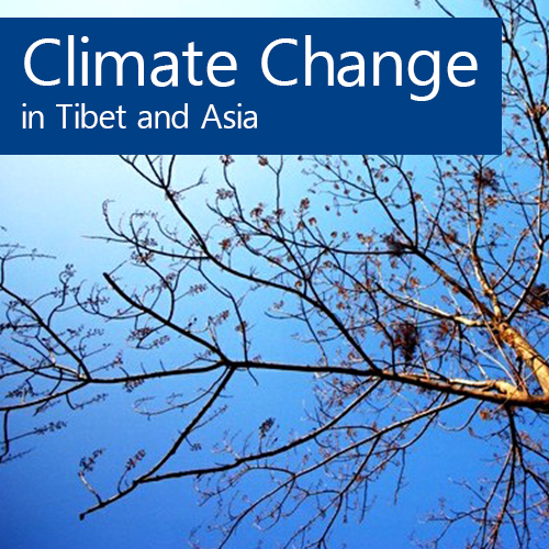 Climate Change in Tibet and Asia