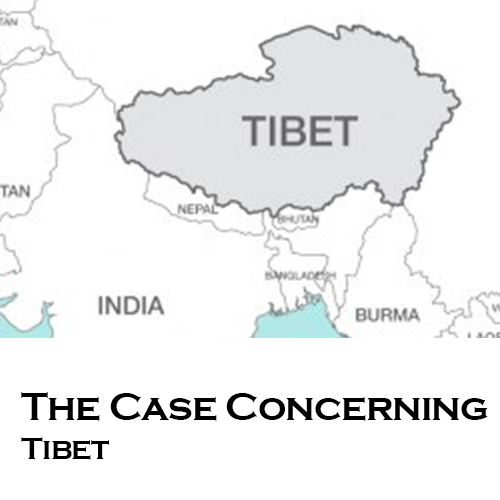 The Case Concerning Tibet
