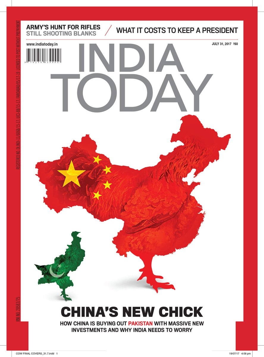 India Today ruffles China\'s feathers by excluding Taiwan and Tibet ...